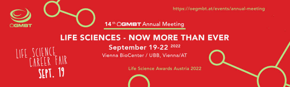 OEGMBT annual meeting Banner